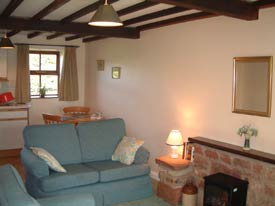 Hayloft Cottage Cumbria